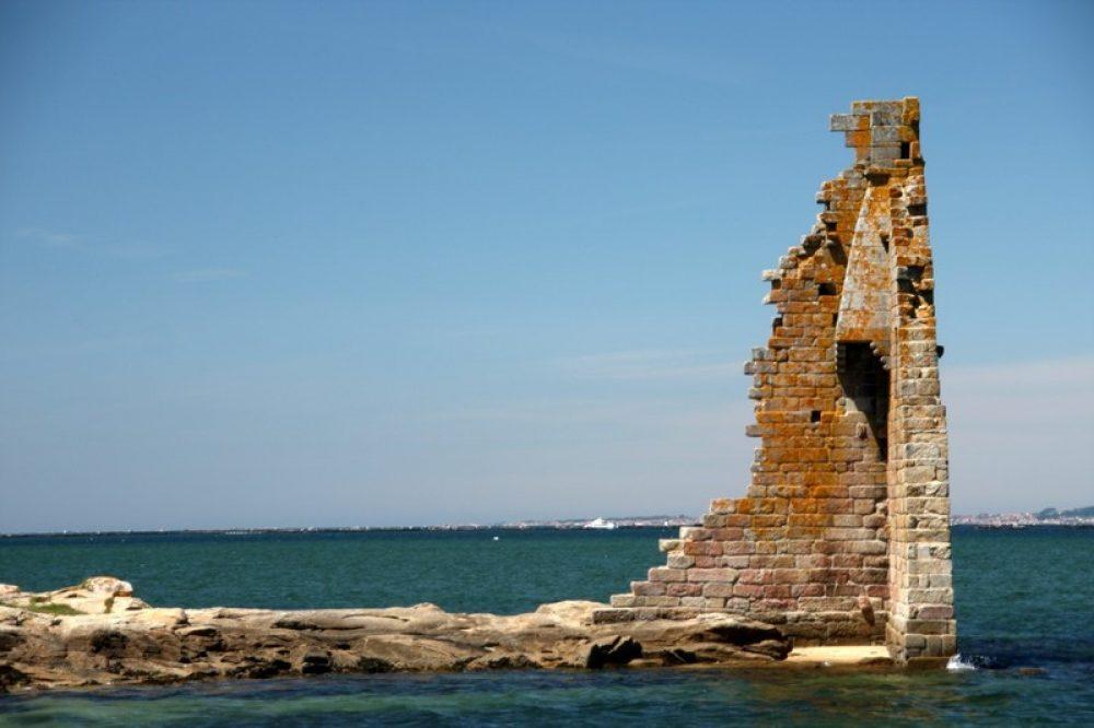 La Torre de San Sadurniño.