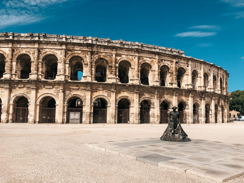 Arena de Nimes. Qué ver y hacer en Nimes