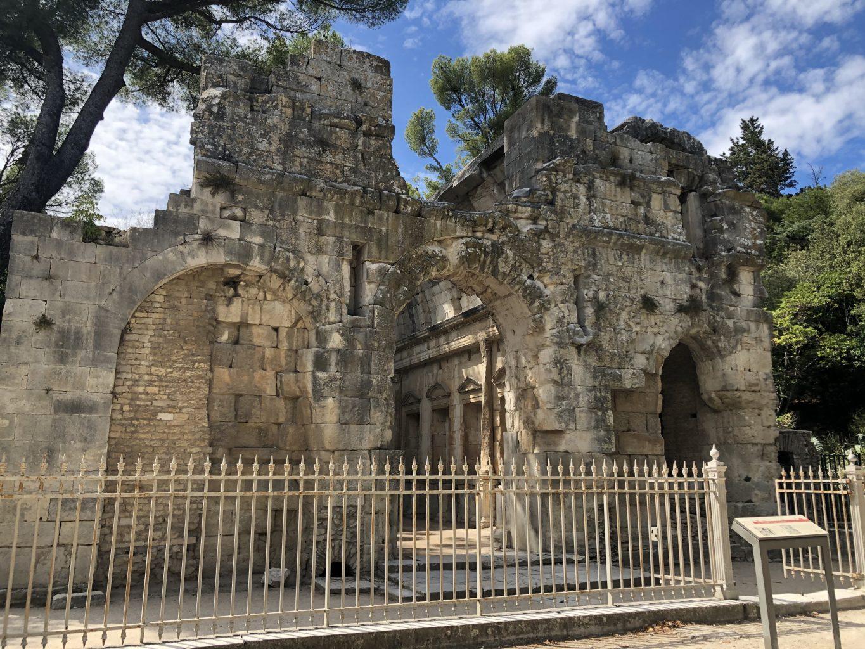 Templo de Diana. Qué ver y hacer en Nimes