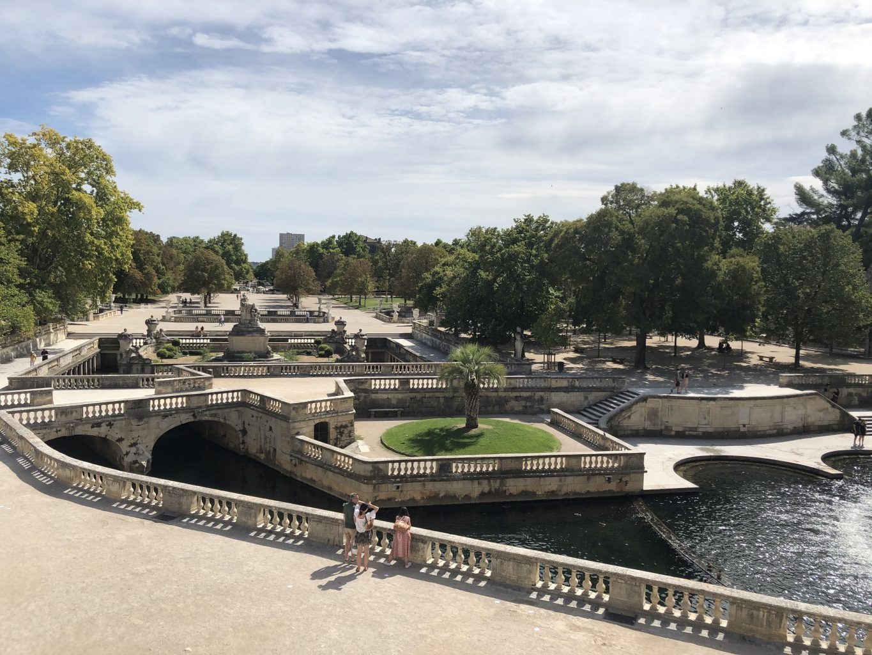 Jardins de la Fontaine. Qué ver y hacer en Nimes