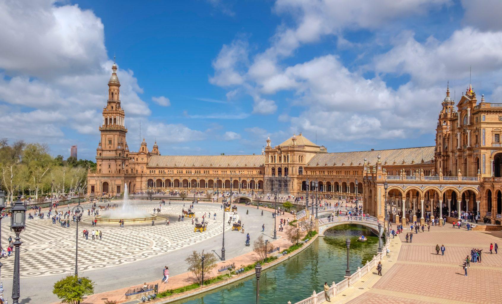 Sevilla, uno de los destinos top de Vipealo