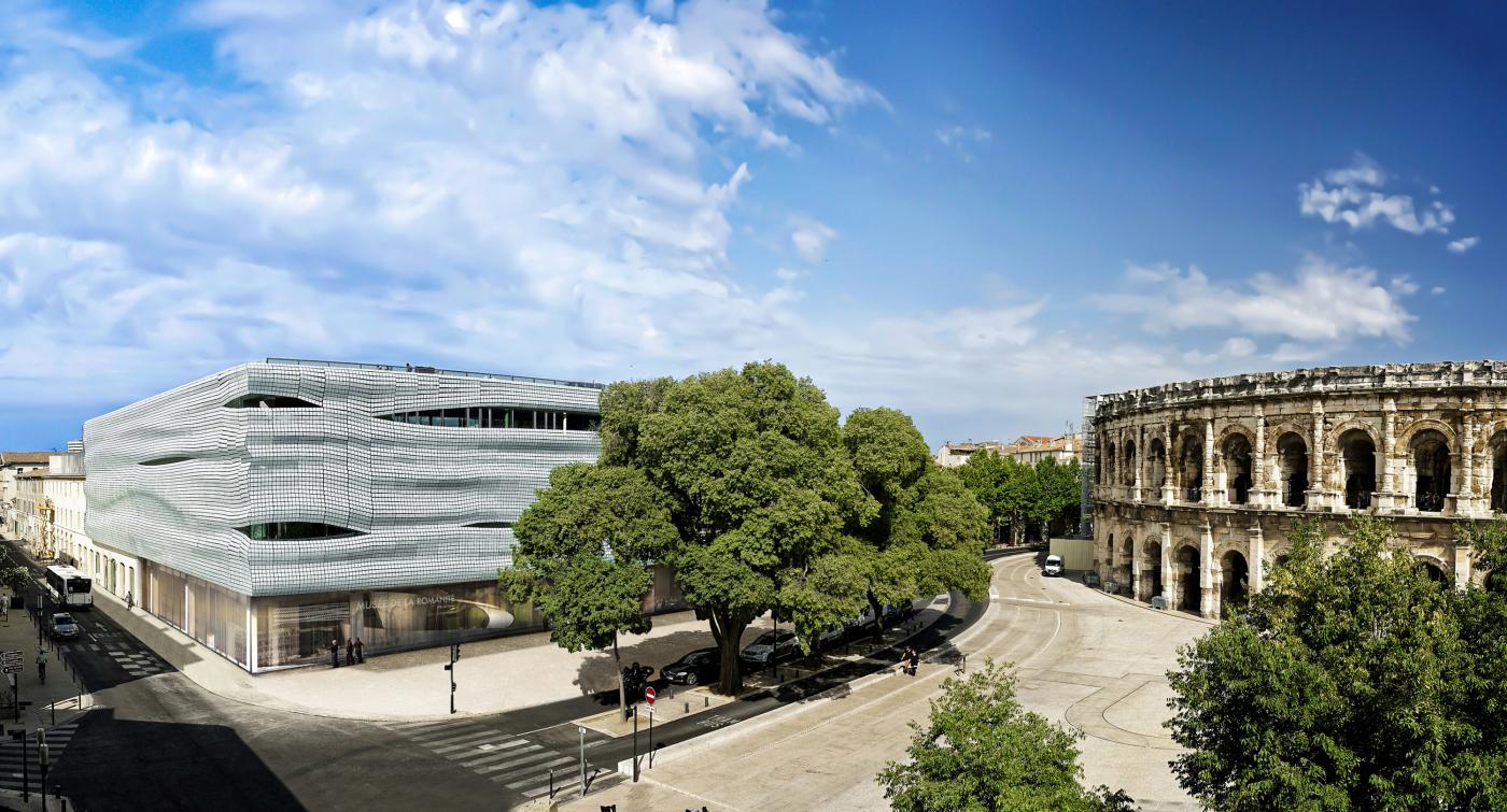 Museo de la Romanidad y Arena de Nimes