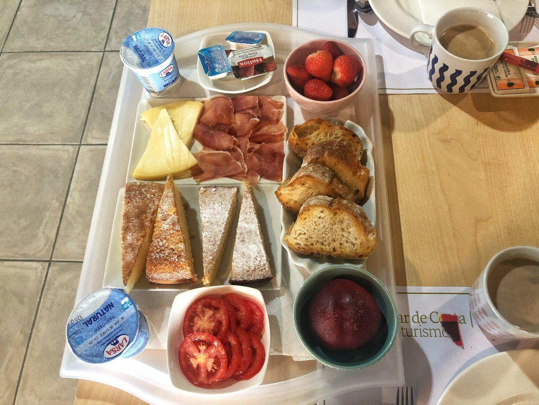Desayuno de proximidad