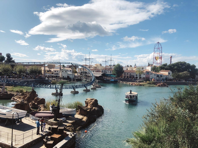 Zona de Mediterránea. 10 Consejos y recomendaciones para visitar Port Aventura World