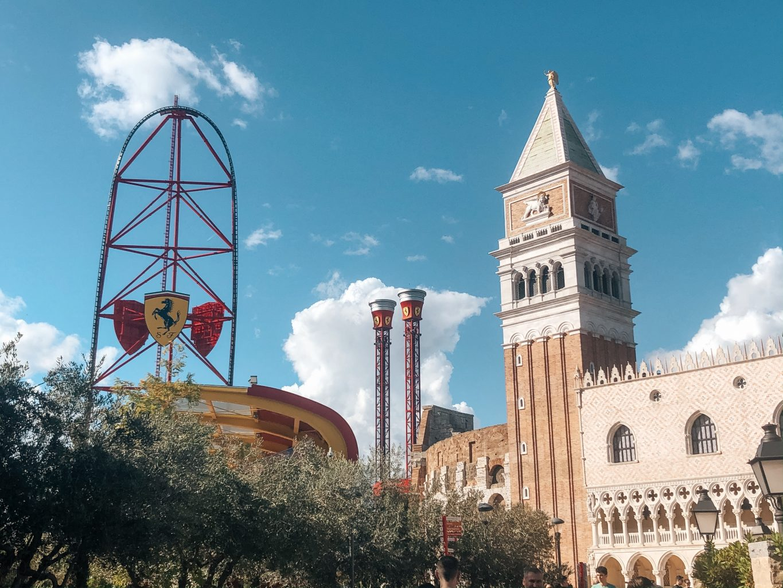 Ferrari Land. 10 Consejos y recomendaciones para visitar Port Aventura World